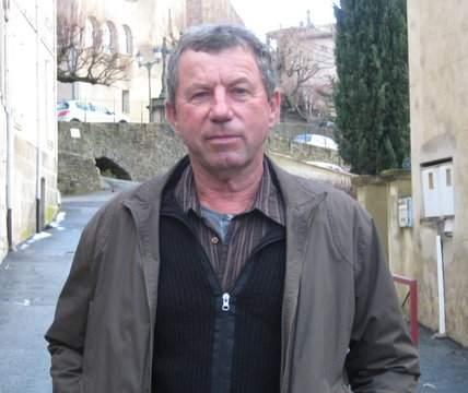 Equipe municipale : maire de Faucon