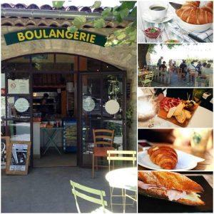 les restaurants à Faucon : la Boulangerie des Tilleuls