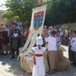 Célébration historique des 450 ans de Faucon
