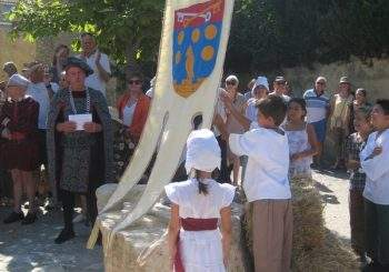 La Gazette Locale parle de la commémoration des 450 ans de Faucon