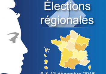 Élections Régionales résultats du 1er Tour