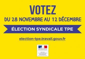 Election syndicale TPE : un rendez-vous de démocratie sociale essentiel