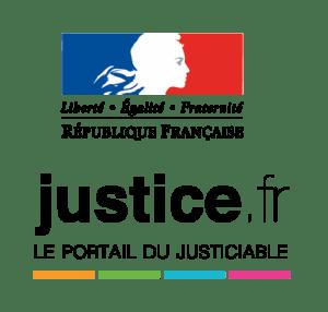 Logo du site Justice.fr