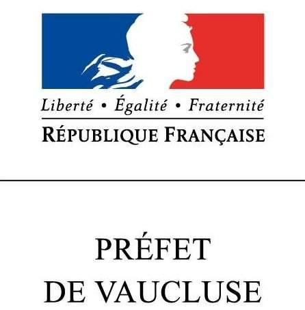 logo de la préfecture du Vaucluse