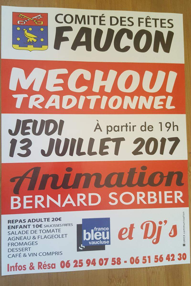 Mechoui traditionnel 2017