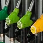 carburant à la pompe