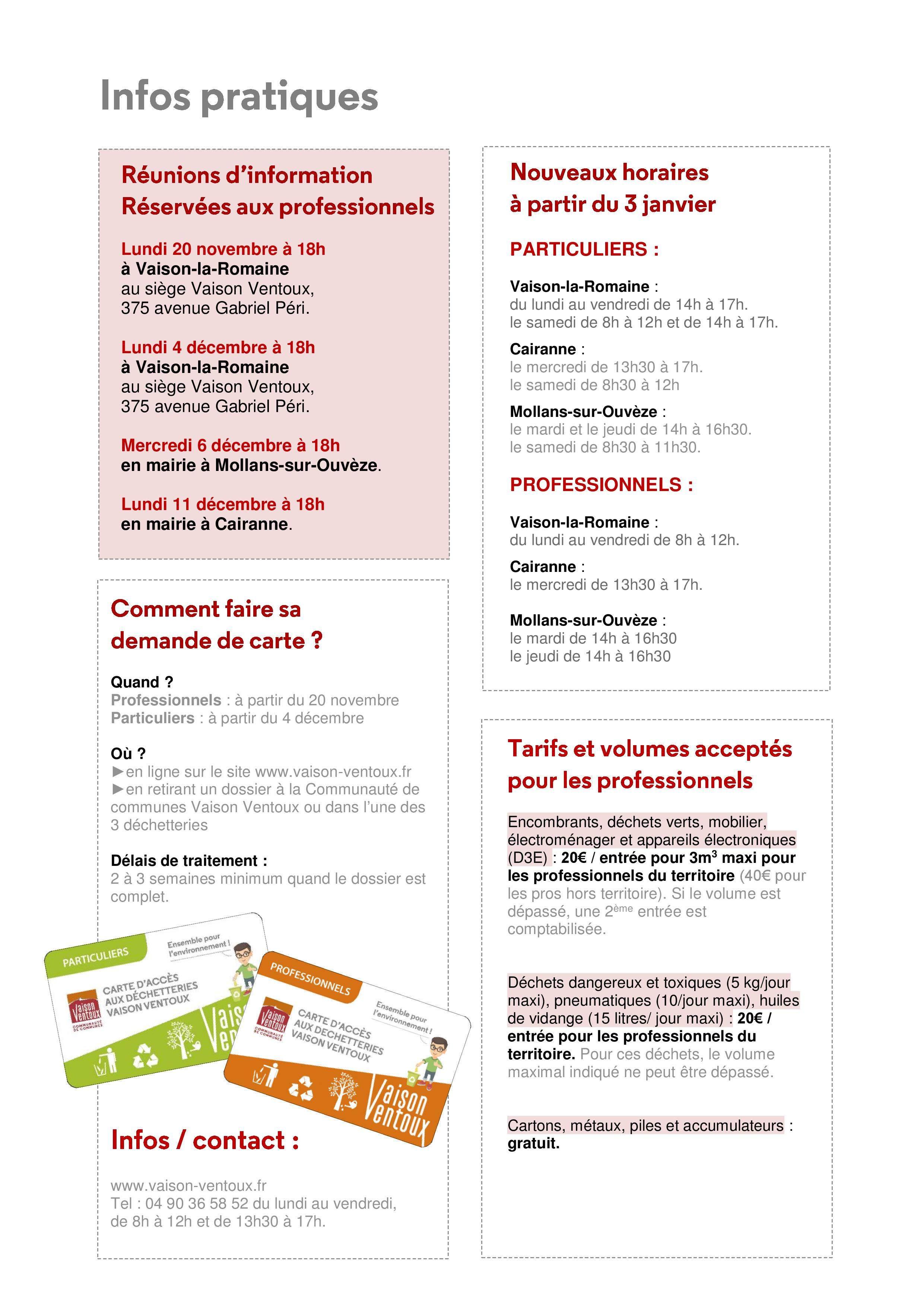 Acc s aux d chetteries mairie de faucon for Mairie de salon de provence etat civil