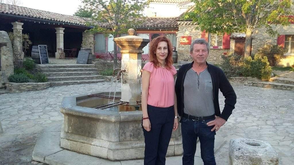 Bienvenue au Docteur Alisa-Cristina Basescu.