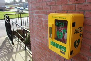 Sensibilisation à l'utilisation des défibrillateurs