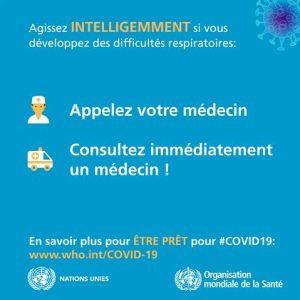 conseils de l'OMS intelligent pour les habitants de Faucon Vaucluse Provence