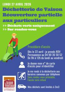 Ouverture-déchetterie-Vaison-et-Faucon-Avril-2020