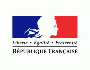 logo du gouvernement français a Faucon