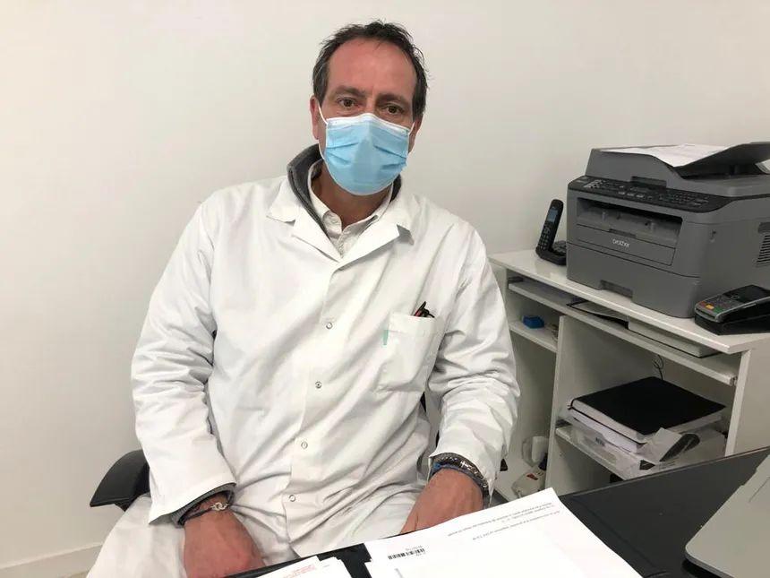 Reportage sur l'installation du médécin généraliste à Faucon (France Bleu Vaucluse)