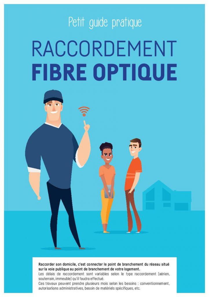 Le petit guide de raccordement de la fibre optique à Faucon