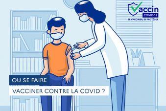 COVID-19 : la vaccination accessible aux mineurs de 12 à 17 ans dès ce 15 juin 2021