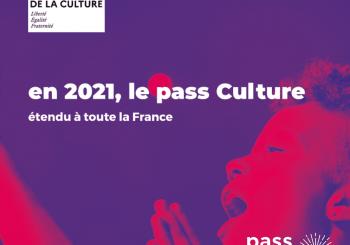 Le Pass Culture dès 18 ans