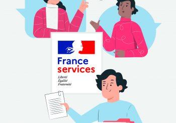 NOUVEAU : l'Espace France Services Vaison Ventoux